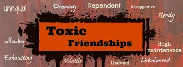 Mental Health Monday – 8 Signs of a Toxic Friendship