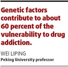 Mental Health Monday – From Genes to Addiction