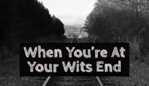 Wits' End Corner