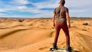 Desert Development for One's Purpose