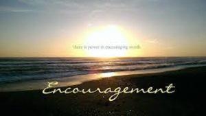 Encouragement in the Wilderness