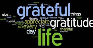 Mental Health Monday—Gratitude: Secret of Happiness